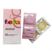 Fiesta Dotted ( Benekli ) Kondom 12'li