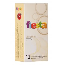 Fiesta Ultra Thin ( Ultra İnce ) Kondom 12'li