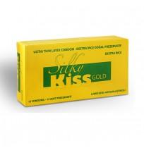 Silky Kiss Gold Ultra Thin ( Ekstra İnce ) Kondom 12'li