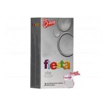 Fiesta Vibe ( Titreşimli ) Kondom 6'lı
