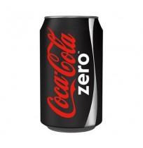 Coca Cola Zero 330ml 24'lü Paket