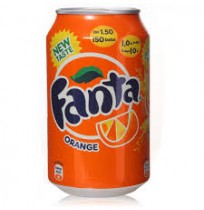 Fanta 330ml 24'lü Paket