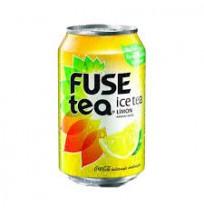Fuse Tea Ice Tea Limonlu 330ml 24'lü Paket