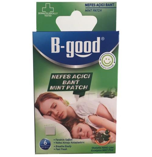 B-GOOD NEFES ACICI BANT