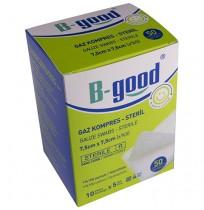 B-GOOD GAZ KOMPRES 7,5CM*7,5CM 50'Lİ