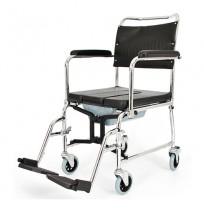 Wollex W689 Klozetli Tekerlekli Sandalye