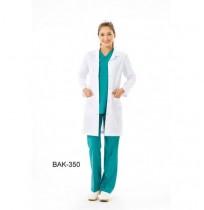 Bayan Uzun Boy Klasik Yaka Önlük (ALPAKA) Ürün Kodu: BAK-350