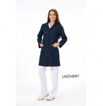 Bayan Renkli İş Önlüğü ( Alpaka ) - Ürün Kodu : BAK-350-1