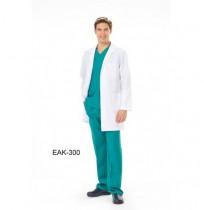 Erkek Uzun Boy Klasik Yaka Önlük (ALPAKA)  Ürün Kodu: EAK-300