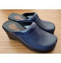 Comfort SABO Dolgu Topuk Siyah Tabanlı - Kadın Modeli - Ürün Kodu : COD - Kaddts
