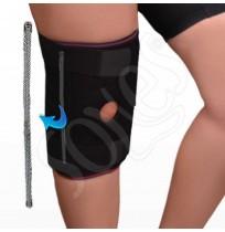 SLS 301 Ligament Destekli / Flexible Balenli Dizlik (Bedensiz)