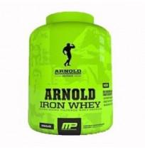 Arnold, Iron Whey, 100% Whey Protein, Vanilla, 5 lbs (2.27 kg)