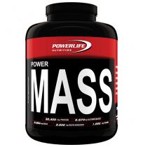 Powerlife Nutrition Mass Gainer 2600 Gr
